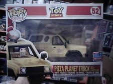 Toy Story Pizza Planet Truck with Buzz Lightyear NYCC 2018 Pop Vinyl