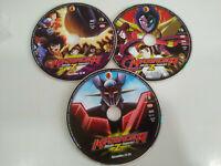 Mazinger Z Edicion Impacto Vol 4-6 Episodios 15-26 - DVD Español sin la caja