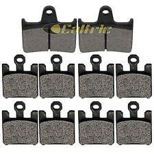 FRONT & REAR BRAKE PADS Fits SUZUKI GSX-R1000 GSXR1000 GSX R1000 2003