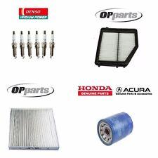 12-15 Honda Civic / Acura ILX Tune Up Kit (Denso Iridium Long-Life Spark Plugs)