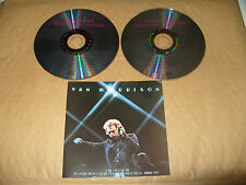 Van Morrison-It's Too Late to Stop Now. (Live Recording, 1997) 2 cd Ex Cond