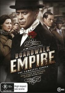 Boardwalk Empire (DVD, 2015, 23-Disc Set) - As new - sealed