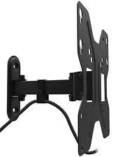 STAFFA di montaggio a parete TV TILT 23 26 32 40 42 per SONY SAMSUNG LG LED LCD Oled VESA