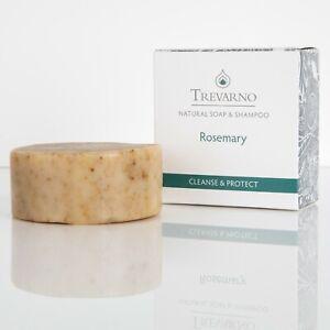 Trevarno Rosemary Soap & Shampoo Bar 75g