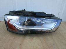 13 14 15 AUDI A4 S4 FRONT RIGHT PASSENGERS SIDE HEADLIGHT XENON HID OEM