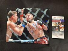 KHABIB NURMAGOMEDOV Autographed UFC 8x10 w/JSA AUTHENTICATION ~Conor McGregor~