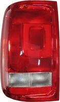 Volkswagen Amarok Pick-Up 2010-2013 Rear Back Tail Light Lamp Passenger Side N/S