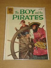 FOUR COLOR #1117 FN (6.0) DELL COMICS BOY AND THE PIRATES JUNE 1960 COVER B