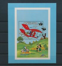 LM80090 Antigua Mickey Mouse Goofy disney good sheet MNH