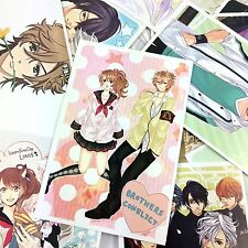 Brothers Conflict Cosplay Postcards Post Cards 48PCS/Box