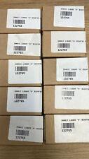 "Schlage Mortise Cylinder 20-001C 605 1 1/8"" x 10 Pieces"