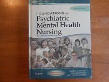 Foundations of Psychiatric Mental Health Nursing A Clinical Approach 2006