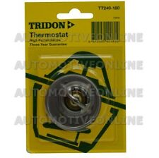 TRIDON THERMOSTAT HIGH FLOW for TOYOTA HILUX 88-97 DIESEL 2L 2.4 TURBO 3L 2.8