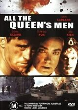 All The Queen's Men (DVD, 2004) R4 - BRAND NEW SEALED - FREE POST!