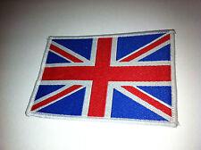 Union Jack Aufnäher Patch England Flagge Punk MOD Sex Pistols Neu