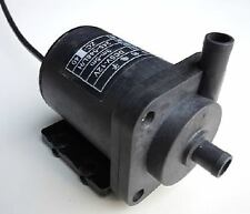 DC 5-12V Micro Brushless Magnetic Pump Solar Hot Water Submersible Pump 100℃