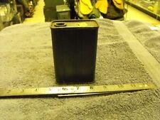Us WW2 era Od Green 8 oz  Tin Can Oiler, No spout, Never Used?