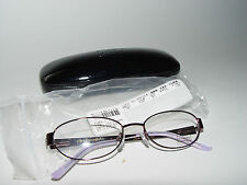 New Tura L701 PurpleLULU Guinness Metal Glasses Frame 51 17 135 Value $150