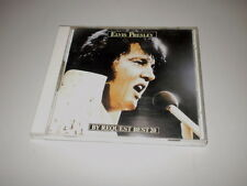 ELVIS PRESLEY - BY REQUEST BEST 20 - CD MADE IN JAPAN - RCA 1989 - NO OBI -
