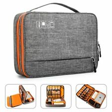 Electronic Accessories Storage Bag Travel Case Organizer for iPad Charger Cables
