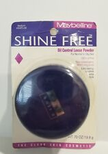 Maybelline Shine Free Oil-Control Loose Powder Medium . For Normal to Oily Skin