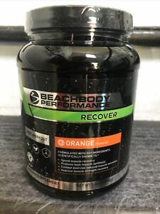 Beachbody Performance Recover Orange After Workout Drink NEW Sealed Expires 9/21