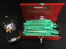 Hilti .27 Green Cal. 6.8/11M, Box 1000X Load, Free Hat, Fast Ship