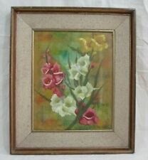 FRIDA KAHLO OIL ON CANVAS SIGNED STILL LIFE 1941 WITH FRAME IN GOOD CONDITION
