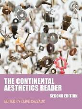 The Continental Aesthetics Reader by Taylor & Francis Ltd (Paperback, 2011)