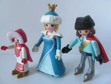Playmobil Palace/Castle Royal family figures: Ice skating NEW