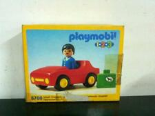 Playmobil 1-2-3 6700 AUTO MIB, 1990