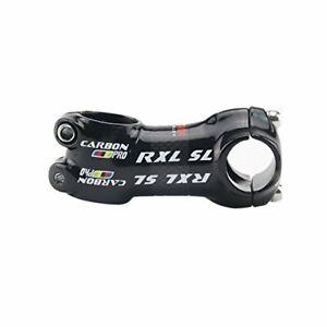 RXL SL 25.4 Stem Carbon Carbon Fiber Stem 6° for Road Bike MTB Cycling Bicycl...