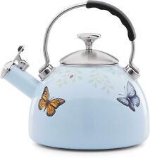 Lenox 888256 Butterfly Meadow Tea Kettle