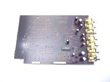 DENON AVR-75 RECEIVER PARTS - board - video switching  1U-3064-2