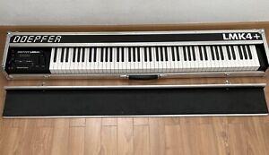 Doepfer LMK4+ 88 GH Midi/Masterkeyboard black *SEHR GUTER ZUSTAND*