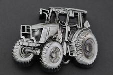 3D TRACTOR AGRICULTURAL BELT BUCKLE METAL FARMER FARM