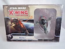 Star Wars juego de miniaturas/X-Wing esclavo 1/Pack De Expansión/Nuevo Y Sellado