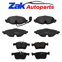 FOR VW GOLF MK7 2013>2017 FRONT AND REAR BRAKE AND PADS