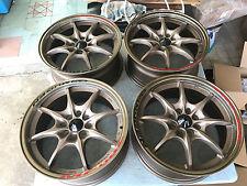 """JDM 16"""" MF8 MF10 Style wheels rims Honda ctr itr ek9 ef8 ef9 sb3 eg6 cb3 MUGEN"""