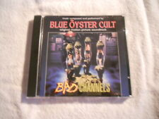 "Blue Oyster Cult ""Bad Channels OST"" Rare 1992 cd Full Moon Rec"