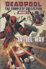 DEADPOOL BY DANIEL WAY OMNIBUS HC VOL 2 REPS #27-63 & MORE NEW/SEALED
