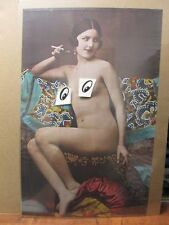 Vintage Poster Nude Deco 1971 Hot Girl  Inv#298