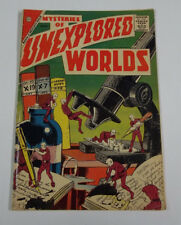 Mysteries of Unexplored Worlds #9 (1st Print) 3.0 GD/VG Ditko Art