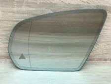 Mercedes C E S W205 W213 W222 LEFT Mirror glass Dimming Heating Blind spot