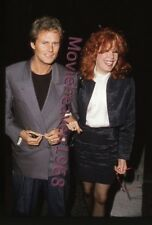 Michael Des Barres & Pamela VINTAGE 35mm SLIDE TRANSPARENCY 10658 NEGATIVE PHOTO