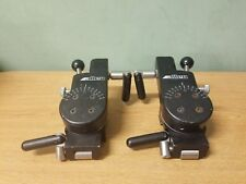 Pair of Allen Surgical Table Rail Clamps 40020 (40020-R and 40020-L)