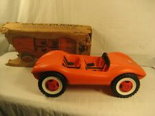 "VINTAGE GI JOE & BARBIE SAND BUGGY WEST GERMANY WITH BOX 20"" LONG"
