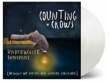 COUNTING CROWS UNDERWATER SUNSHINE NEW SEALED COLOURED VINYL REISSUE IN STOCK