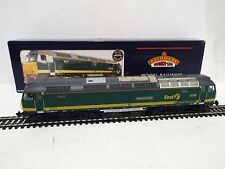 BACHMANN OO 32-752 CLASS 57/0 57602 1ST GREAT WESTERN EXCELLENT BOXED (OO353)