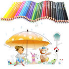 36 Color Art Drawing Set Non-toxic Oil Base Pro Colored Pencil Artist Sketch New